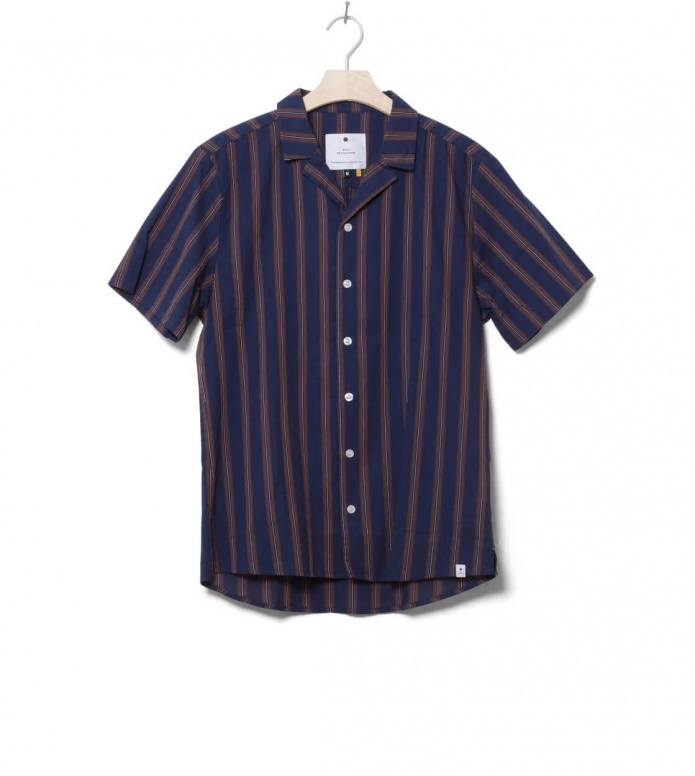 Revolution Shirt 3715 blue navy L