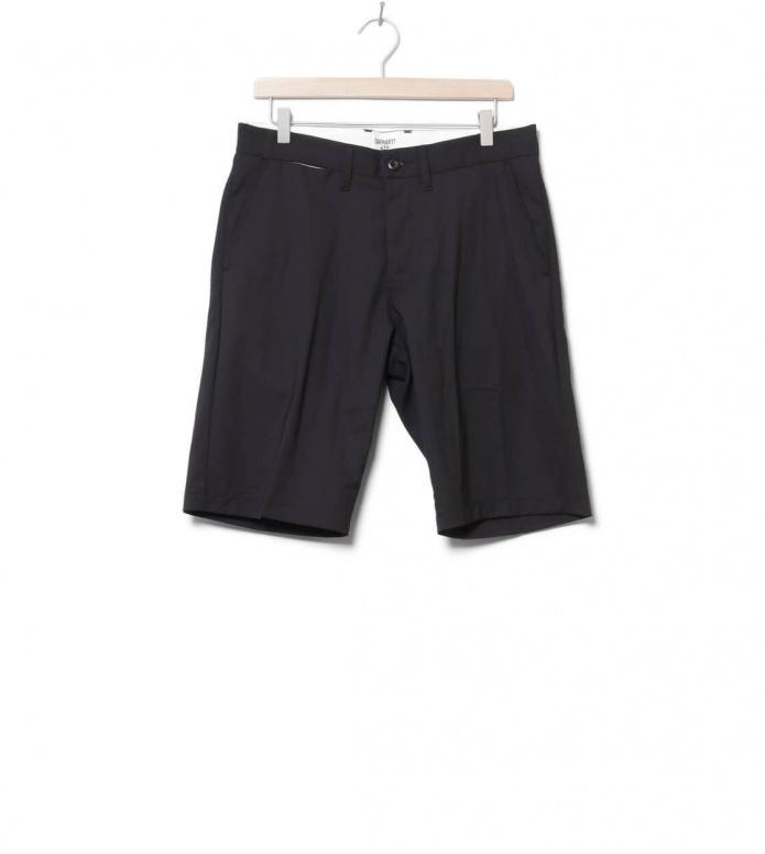 Carhartt WIP Shorts Johnson Diamond black rigid 30