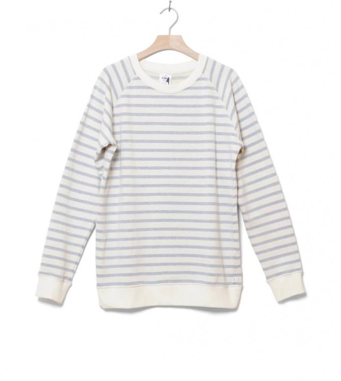 Klitmoller Sweater Bertil beige/cream heaven M