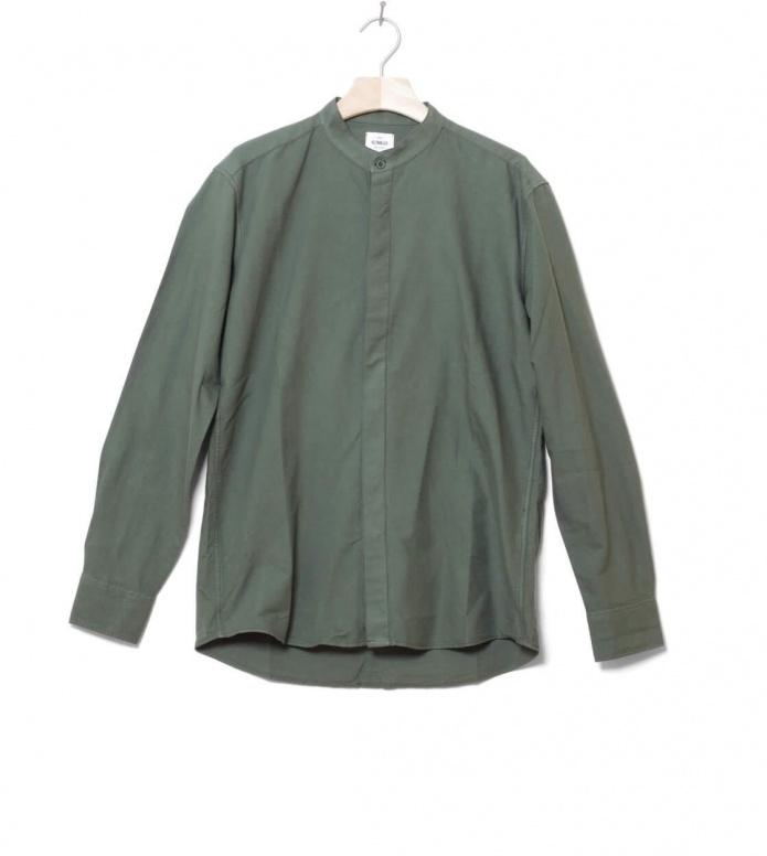 Klitmoller Shirt Simon green olive S