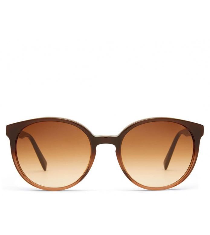 Viu Viu Sunglasses Diva dark rum shiny
