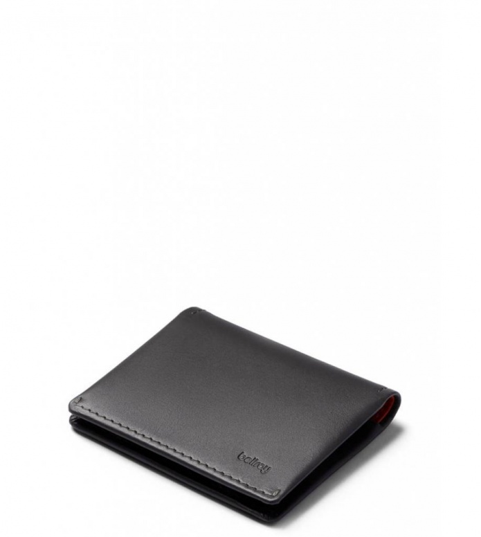 Bellroy Bellroy Wallet Slim Sleeve grey charcoal tangelo