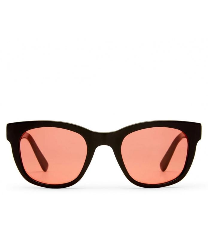 Viu Viu x TSAN Sunglasses The 666 black shiny red