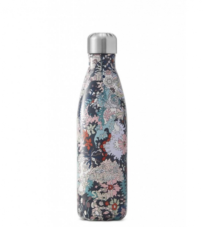 Swell Swell Water Bottle MD green ocean forest