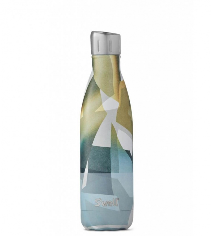 Swell Swell Water Bottle MD blue elan