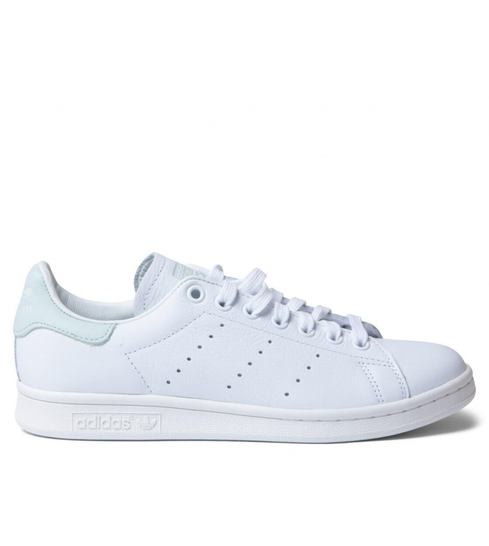adidas Originals Adidas W Shoes Stan Smith white footwear/linen green/off white