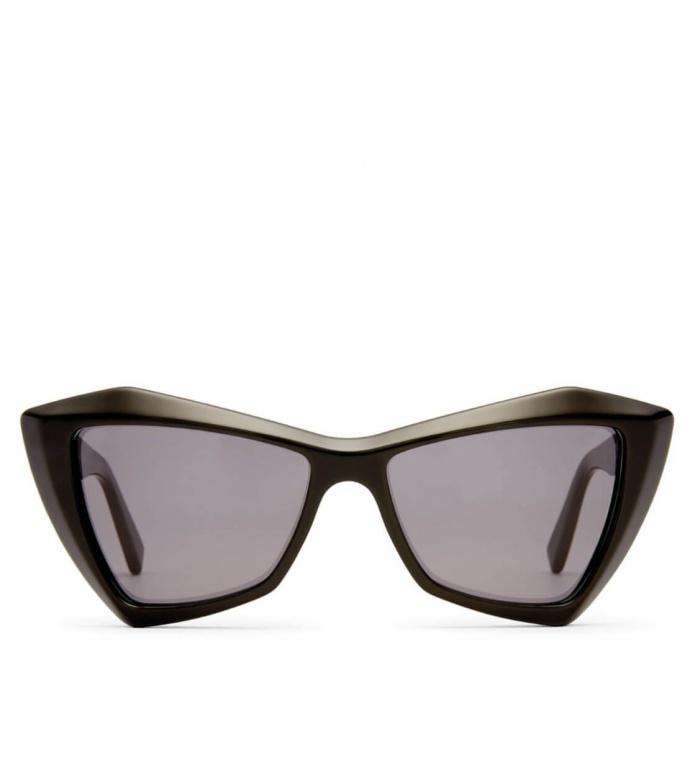 Viu Viu x House of Dagmar Sunglasses Ingrid black shiny
