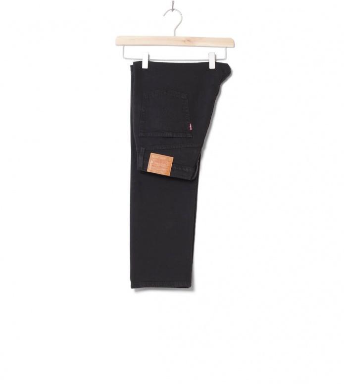 Levis W Jeans 501 Crop black heart 27/28