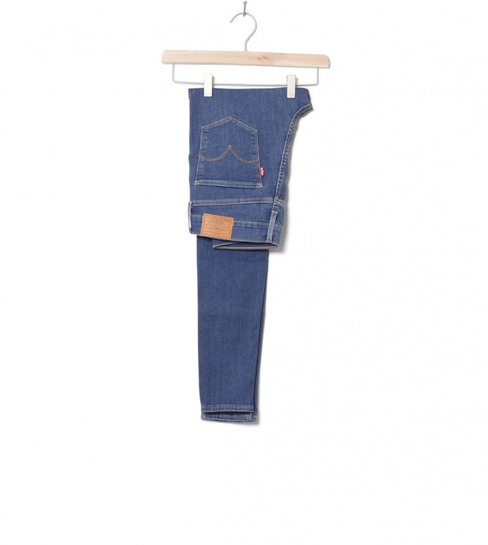 Levis W Jeans 720 High Rise Super Skinny blue love ride 27/30