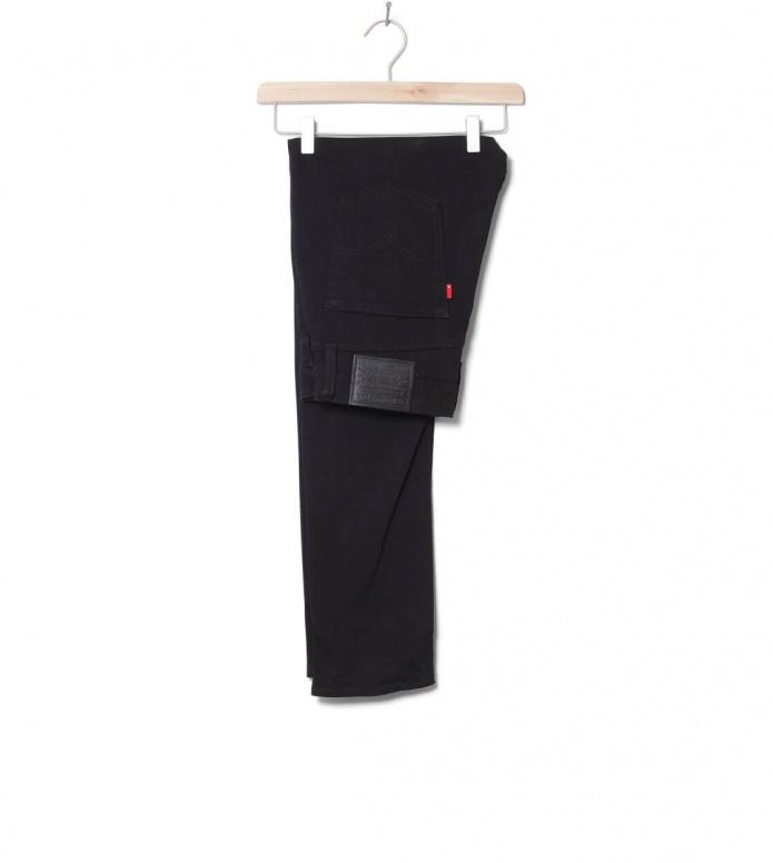 Levis Jeans 510 Skinny Fit black stylo 30/32