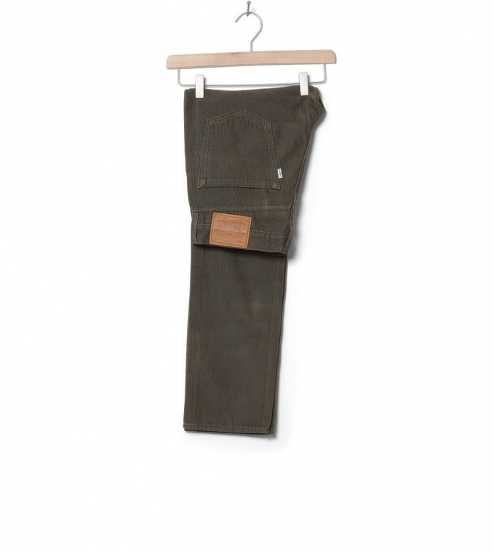 Levis Jeans 511 Slim Fit green olive night warp 30/32
