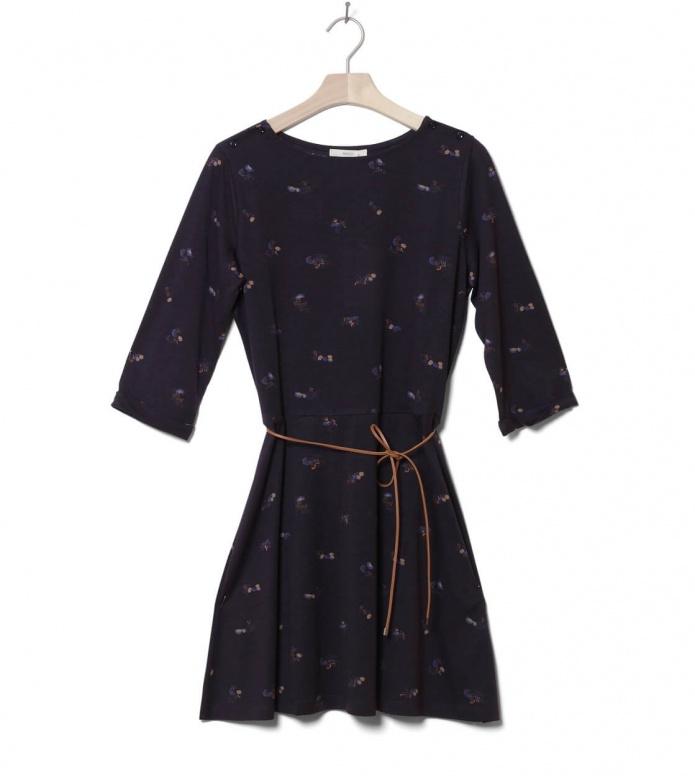 Sessun Sessun W Dress Selina blue indigo merrily