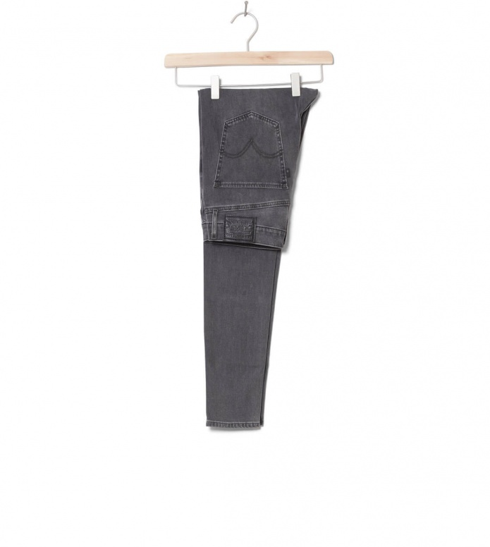 Levis W Jeans Mile High Super Skinny grey smoke show 26/30