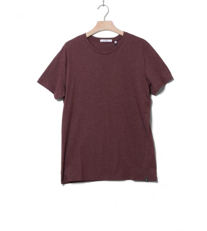 Revolution (RVLT) Revolution T-Shirt 1051 red bordeaux