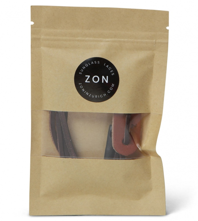 Zon ZON Sunglass Laces Creek brown