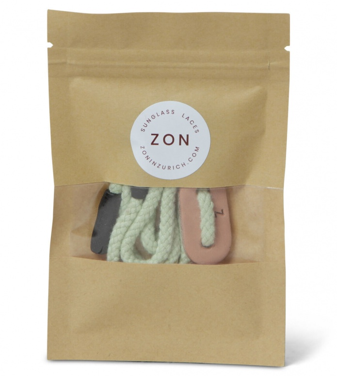 Zon ZON Sunglass Laces Sunup green mint