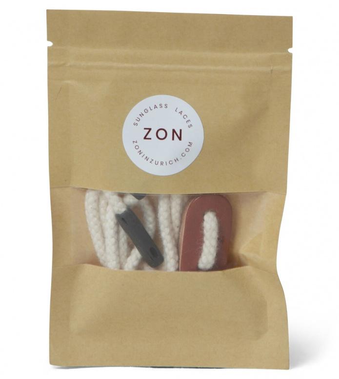 Zon ZON Sunglass Laces Breeze white creme