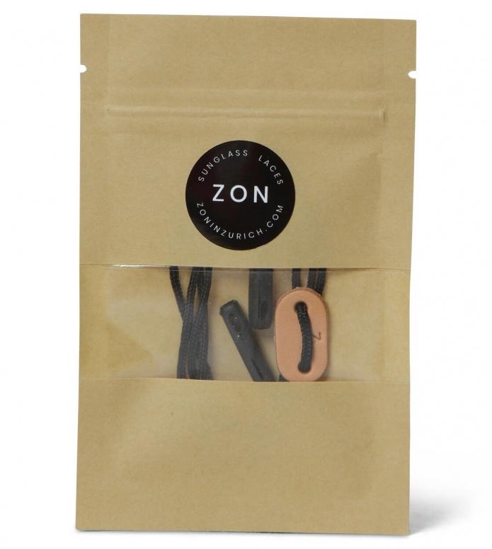 Zon Zon Sunglass Laces Slim black