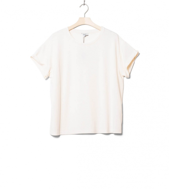 MbyM W T-Shirt Amana white sugar XS