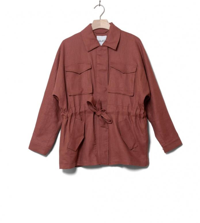 MbyM MbyM W Jacket Maura red chutney