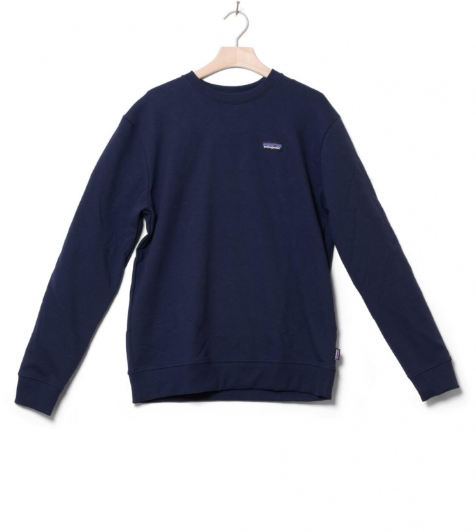 Patagonia Patagonia Sweater P-6 Label Uprisal blue classic navy