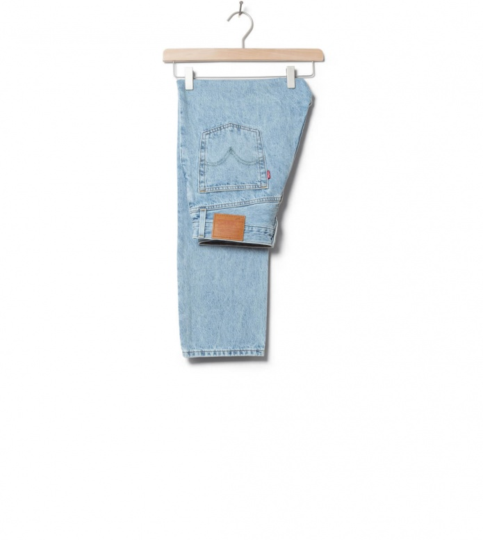 Levis W Jeans 501 Crop blue montgomery baked 26/28