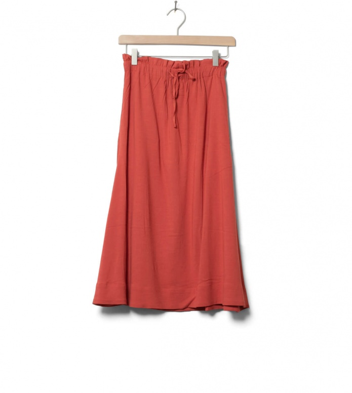 Wemoto W Skirt Alina orange henna XS