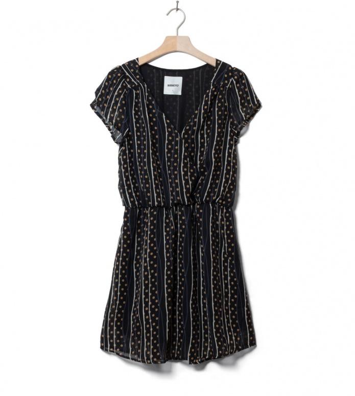 Wemoto W Dress Dora black-sand S
