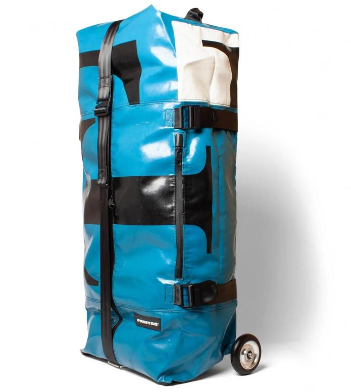 Freitag Freitag Travel Suitcase Zippelin blue/black