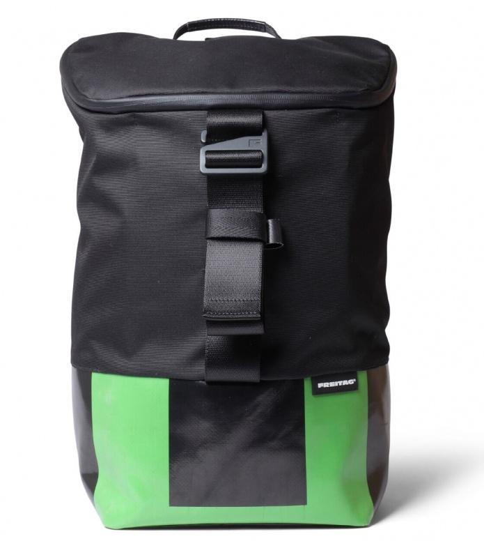 Freitag Freitag ToP Backpack Carter black/green