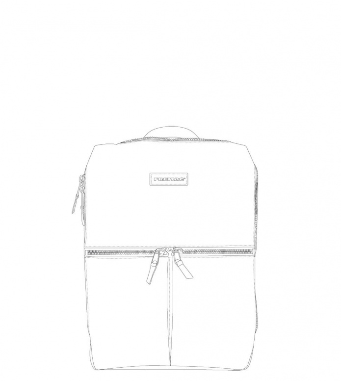 Freitag Backpack Fringe