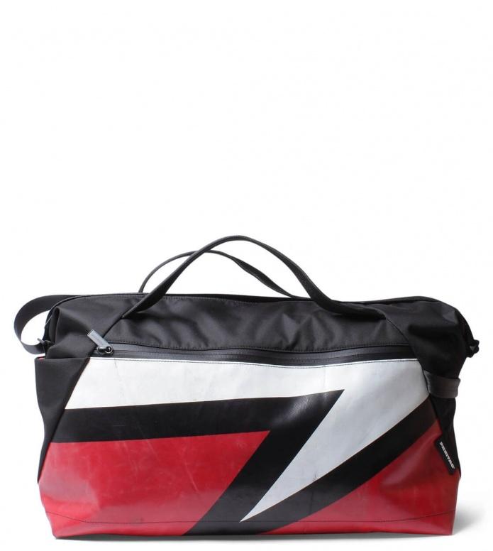 Freitag Freitag ToP Sportsbag Jimmy black/red/white/black