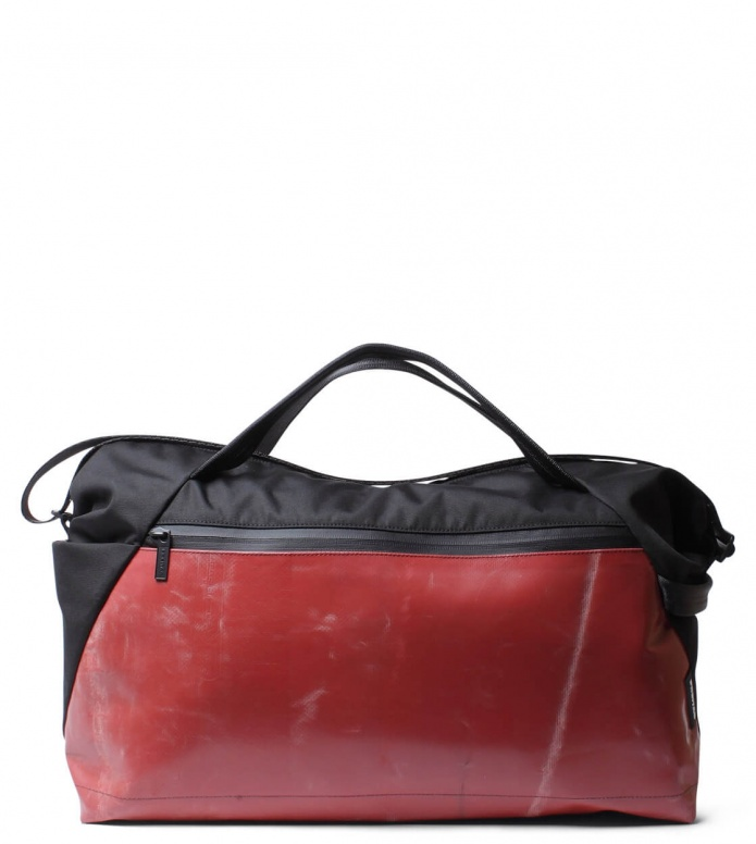 Freitag Freitag ToP Sportsbag Jimmy black/red