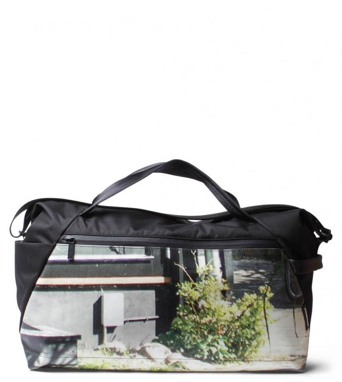 Freitag Freitag ToP Sportsbag Jimmy black/grey/multi