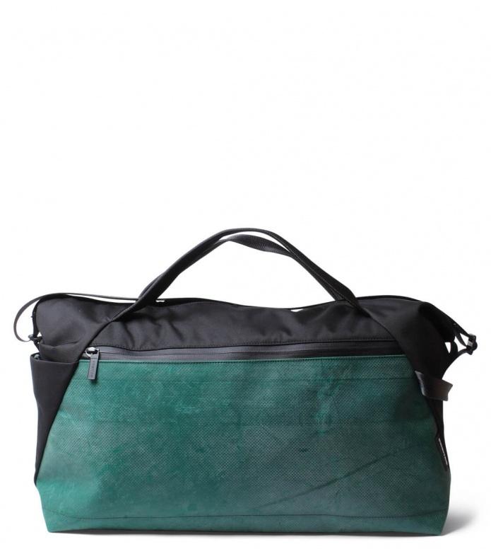 Freitag Freitag ToP Sportsbag Jimmy black/green