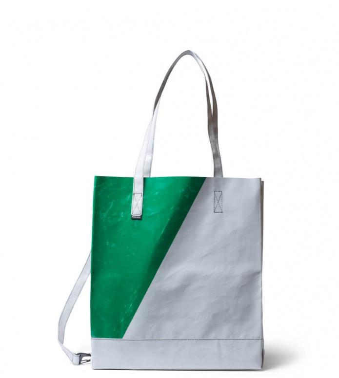 Freitag Freitag Bag Maurice grey/green