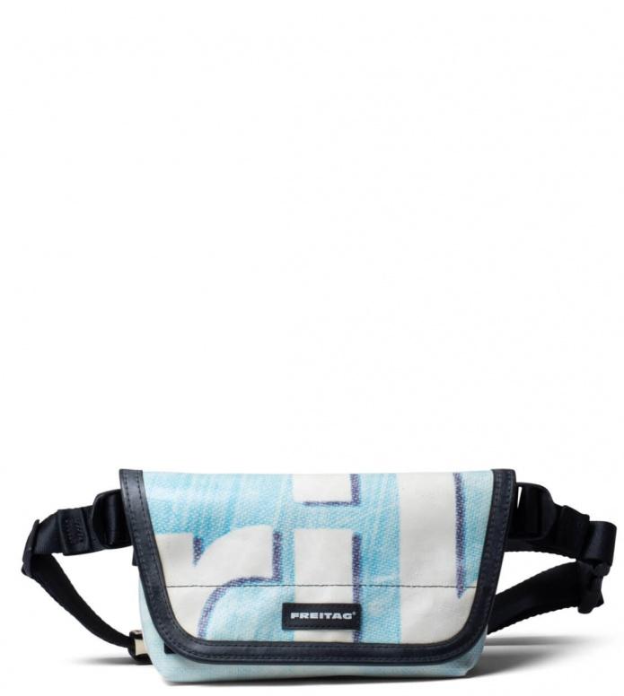 Freitag Freitag Bag Jamie blue/white