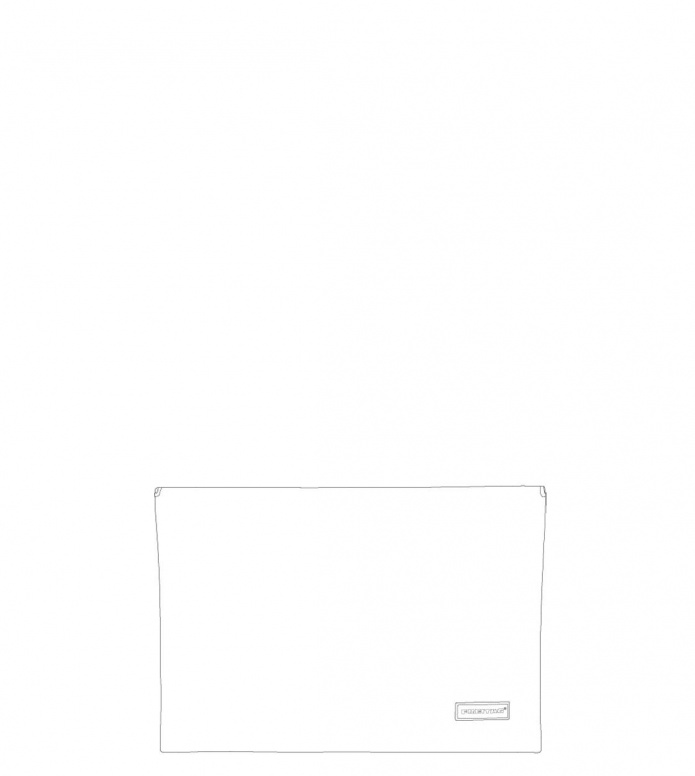 Freitag Mac Book Sleeve 12  zoll