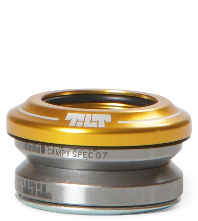 Tilt Headset Integrated gold one size