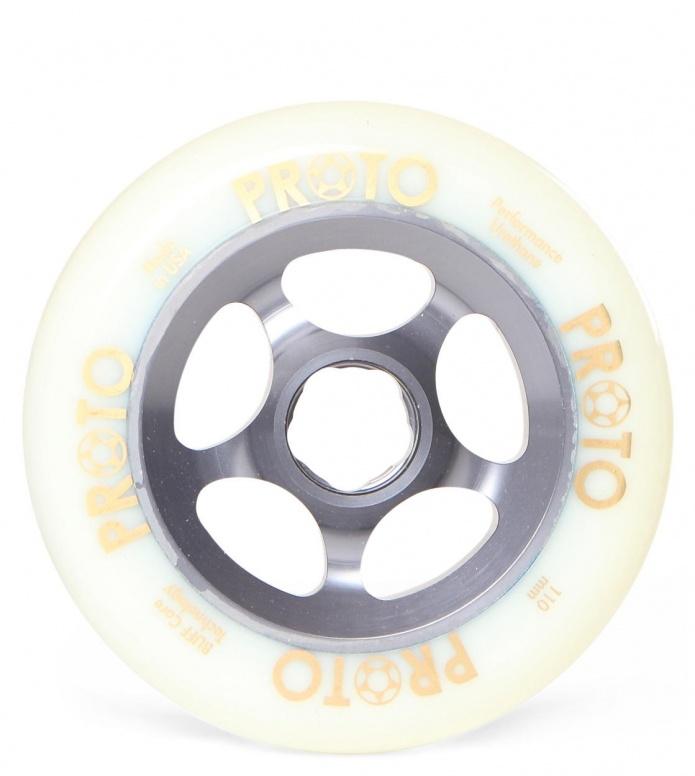 Proto Wheel Gripper 110er grey/white