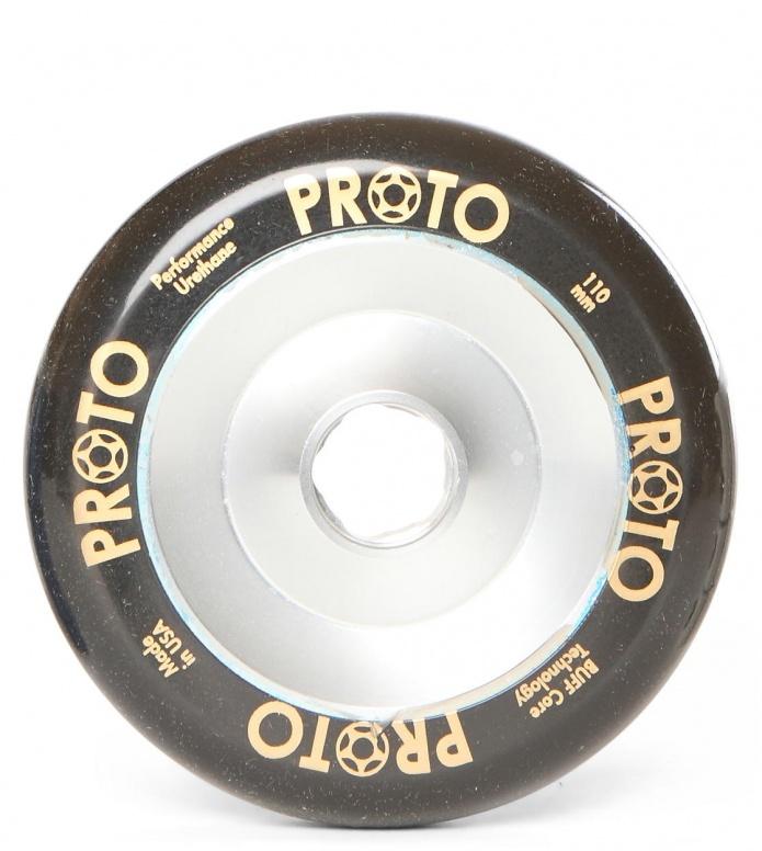 Proto Wheel Gripper Full Core 110er silver/black