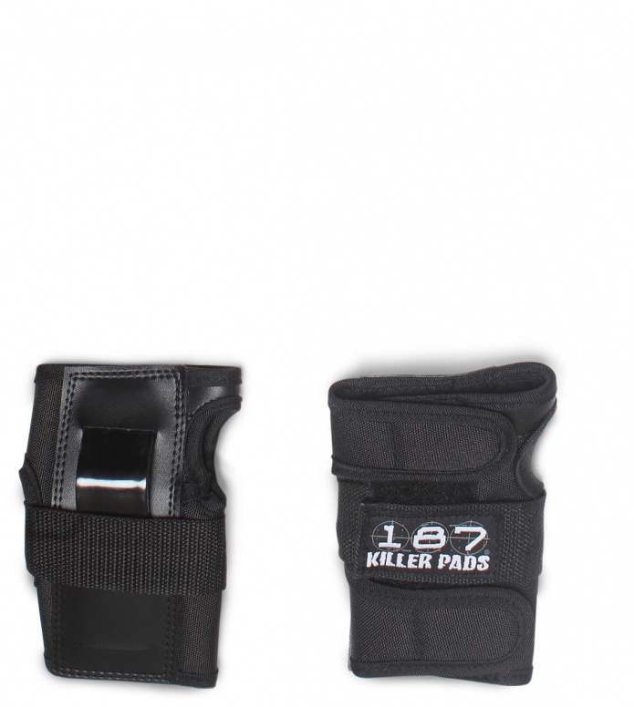 187 Killer 187 Killer Protection Wrist Guard black