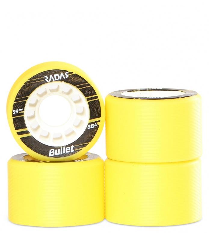 Radar Wheels Bullet 59er yellow neon