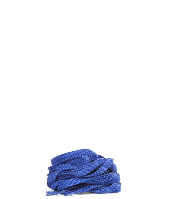 Criss Cross Laces Standart blue