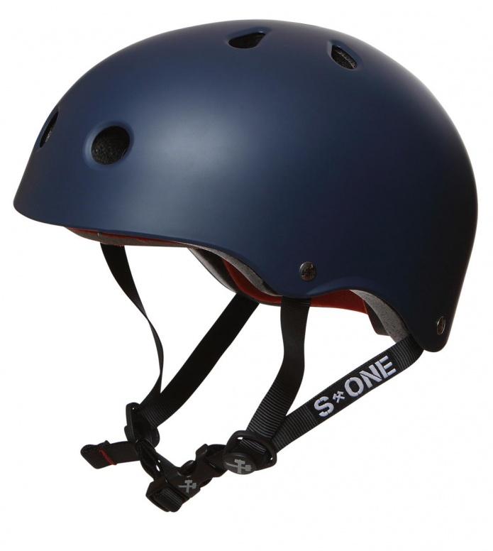 S1 S1 Helmet Lifer blue cyan matte