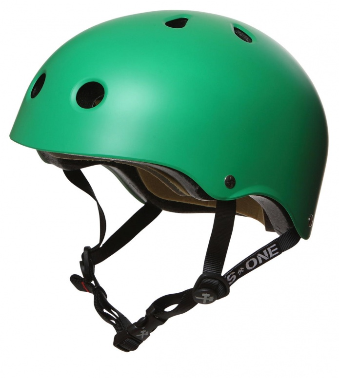 S1 S1 Helmet Lifer green kelly matte