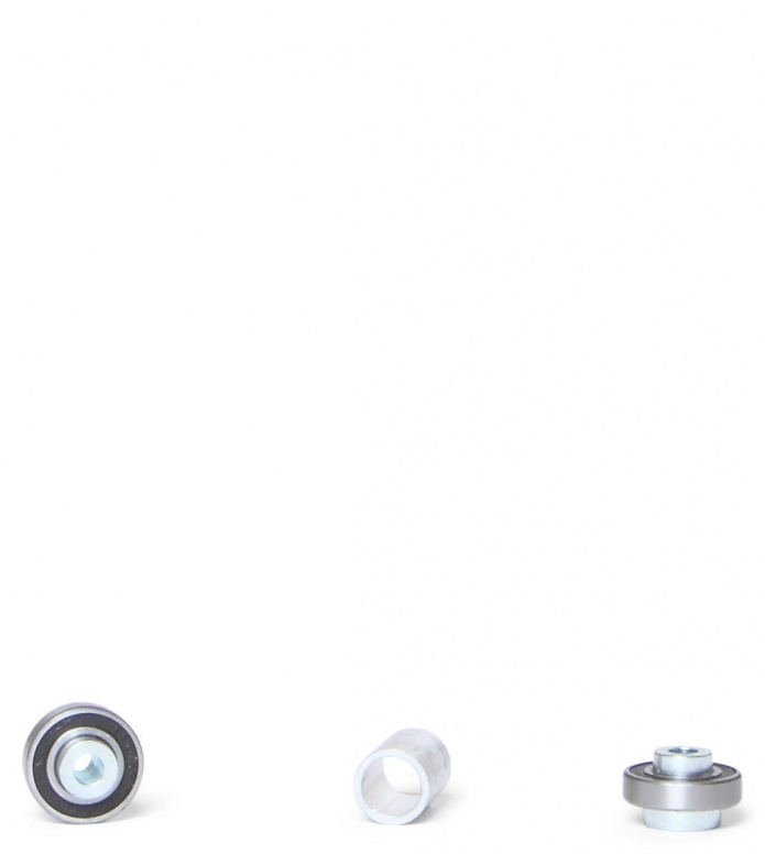 Skike Ball Bearings Set Cross black one size