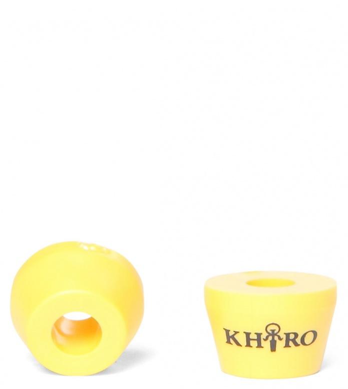 Khiro Bushings Cone yellow Hard 92A
