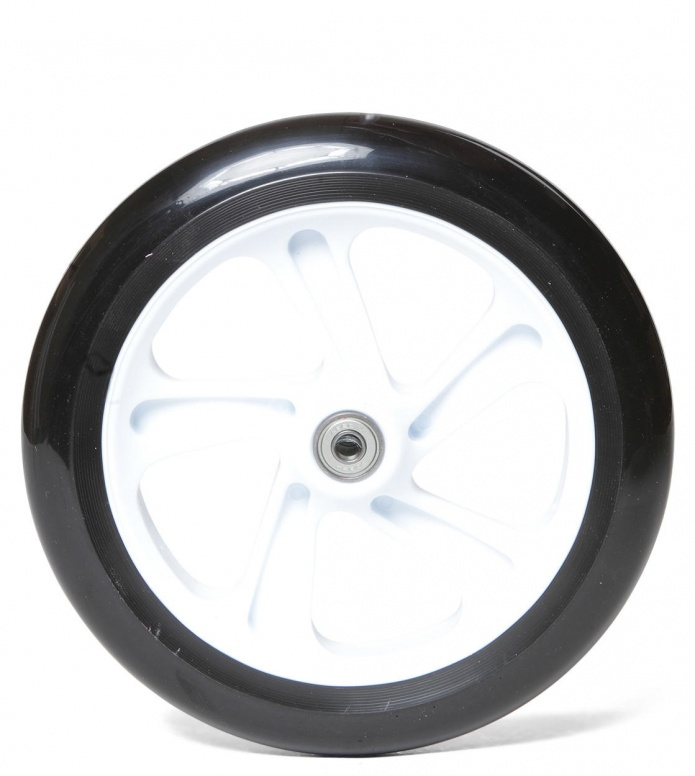 Micro Wheel Classic white/black 200mm