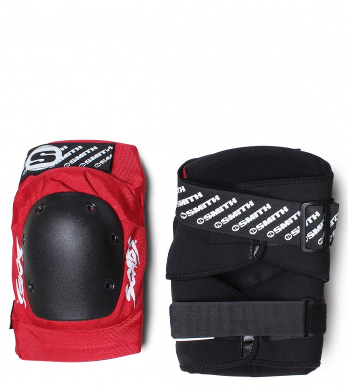 Smith Kneepads Scabs Elite red XS